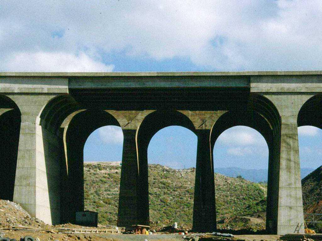 Viaducto Barranco de Silva - José Antonio Llombart