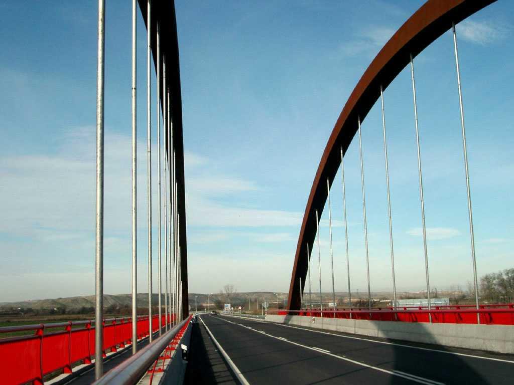 Puente sobre el río Jarama, en Titulcia (Madrid) - José Antonio Llombart
