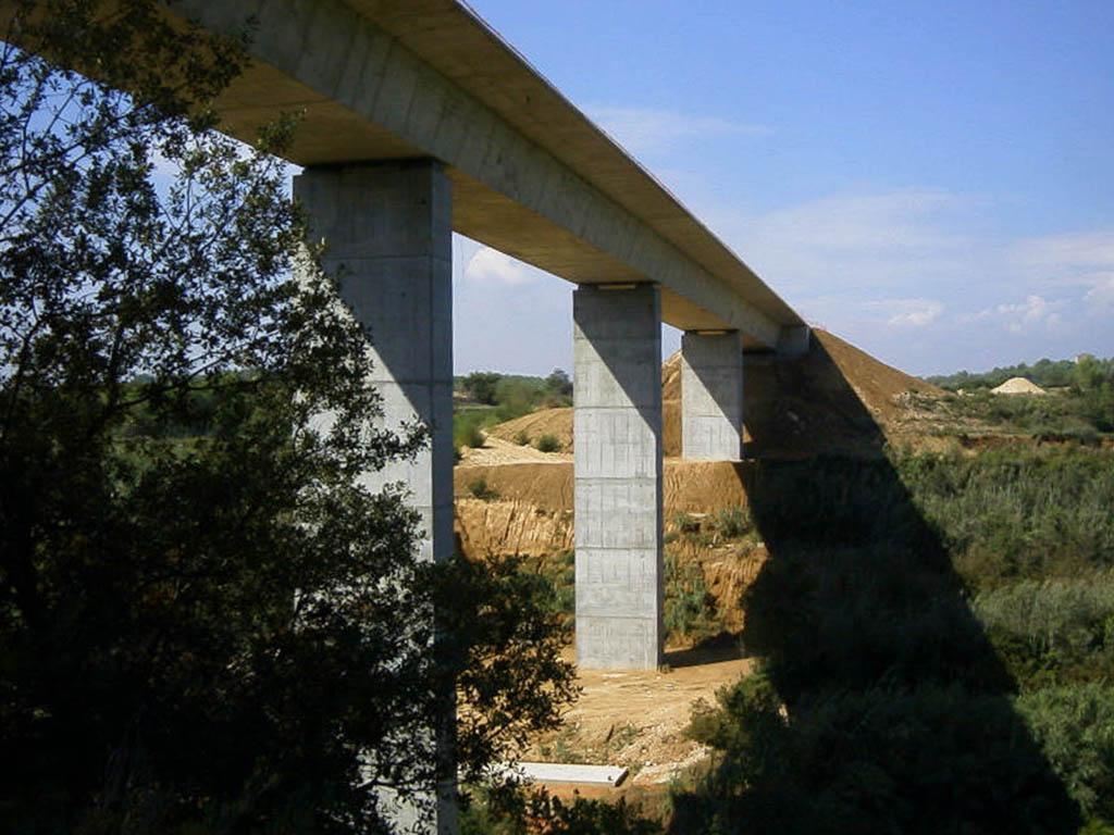 Viaductos Lérida - Martorell (Línea de Alta Velocidad Madrid - Barcelona. Subtramo VII-A) - José Antonio Llombart