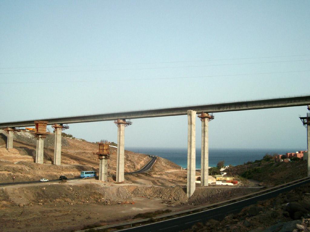Viaducto del Esquinzo (Fuerteventura) - José Antonio Llombart