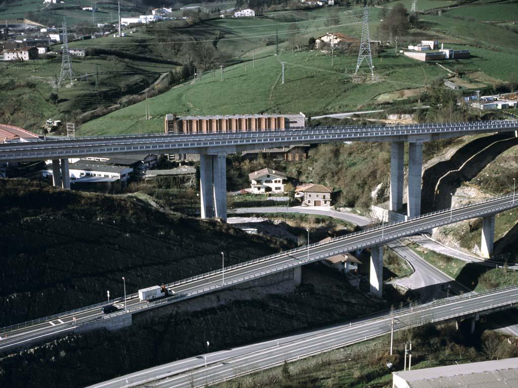 Viaducto de Ubera - José Antonio Llombart