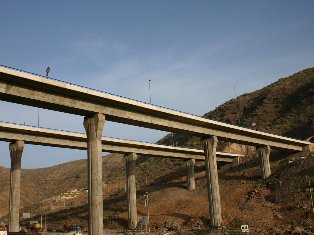 Viaducto de Puerto Rico (Gran Canaria) - José Antonio Llombart