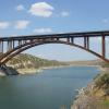 Puente Arcos de Alconétar - Embalse de Alcántara