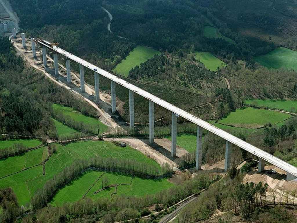 Viaductos Ourense - Lalín - José Antonio Llombart