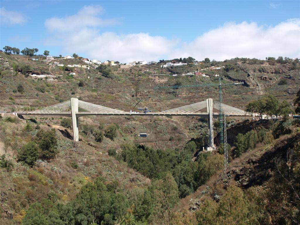 Viaducto de Teror (Gran Canaria) - José Antonio Llombart