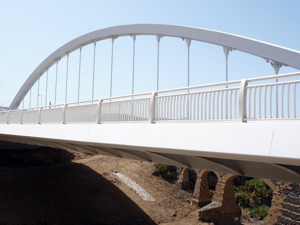 Puente Longueras, en Telde (Gran Ganaria) - José Antonio Llombart