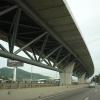 Viaducto de Ripollet, en la Autopista C-58 (Barcelona)
