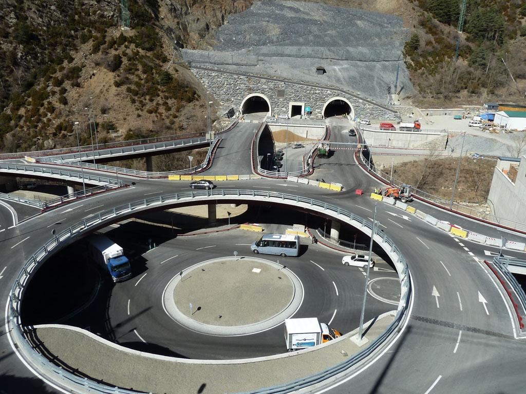 Enlace de Tolouse (Andorra) - José Antonio Llombart